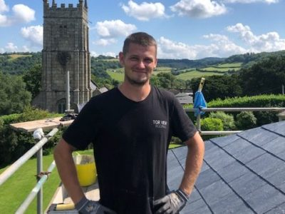 Jimmy Wood Torview Roofing Employee